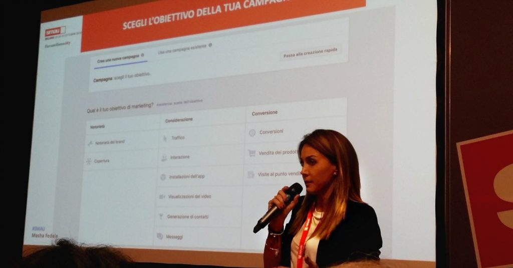 SMAU Padova 2019: Instagram & Facebook Ads, come creare campagne efficaci con Facebook Business Manager